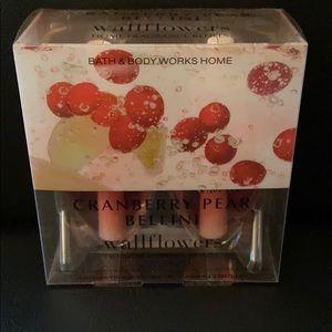 NEW: CRANBERRY PEAR BELLINI - Wallflower Bulbs